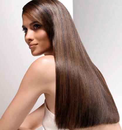 Отрастить хорошие длинные волосы