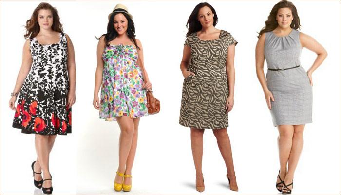 Модели Одежды Для Полных