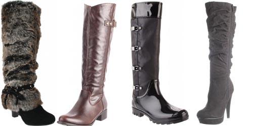 Кемерово, женская зимняя обувь