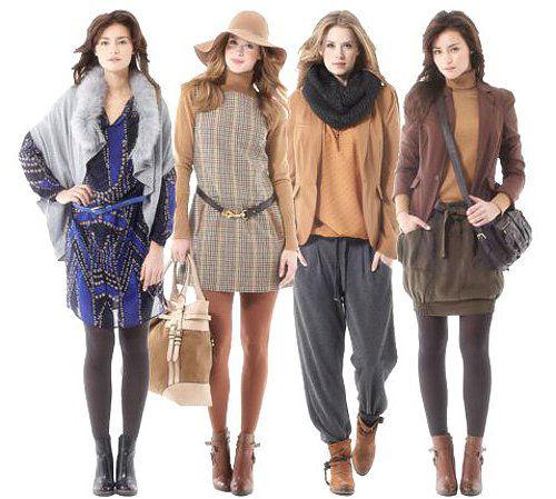 b Как одеваться стильно/b