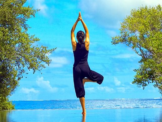 Причины ходить на йогу
