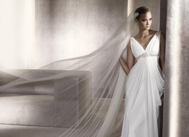 Свадебные платья в греческом стиле - как выбрать? 14.06.2015