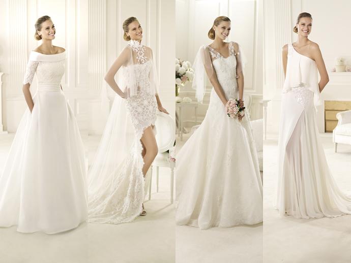 Как помочь выбрать свадебное платье