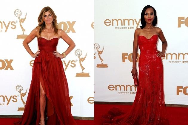 Вечерние платья красного цвета