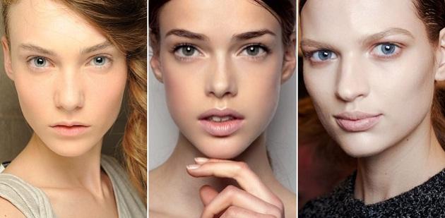Мода макияж 2012