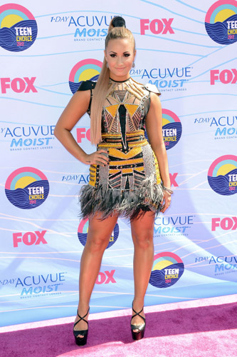 Деми Ловато Teen Choice Awards 2012